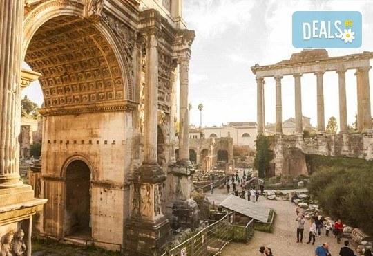 Самолетна екскурзия до Рим - сърцето на Италия, през юли или септември! 3 нощувки със закуски в хотел 2*, самолетен билет, трансфери и водач - Снимка 18