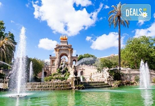 През септември в Барселона и Средиземноморието: 9 нощувки със закуски, транспорт и водач