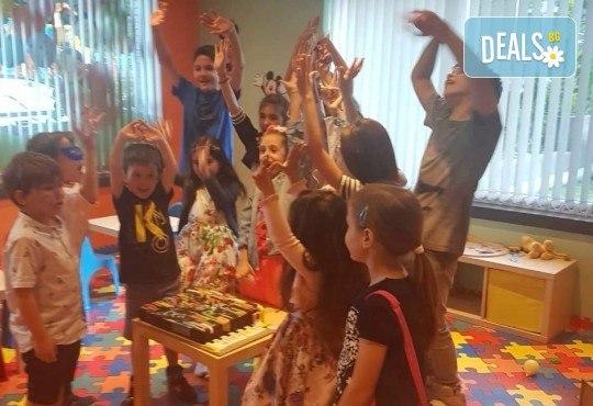 Два часа луди игри с аниматор и ползване на всички съоръжения за забавление от Детски клуб Евърленд - Снимка 7