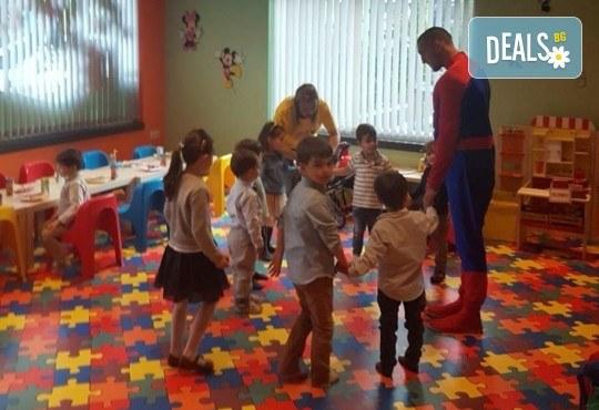 Два часа луди игри с аниматор и ползване на всички съоръжения за забавление от Детски клуб Евърленд - Снимка 8