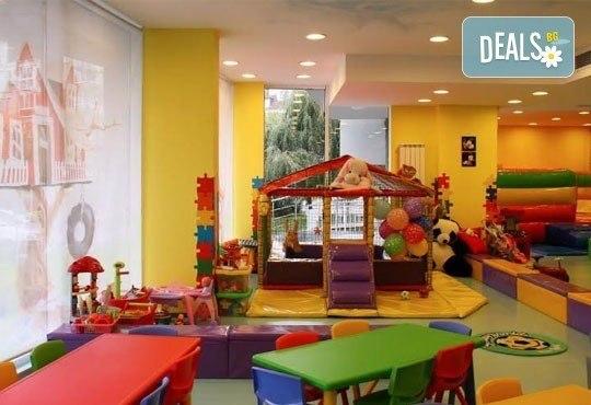 Детски рожден ден за 10 деца - в зала с много игри, рисунки на лице, подаръци и аниматори от Детски клуб Евърленд - Снимка 2