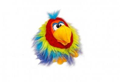 Вземете жълт плюшен, говорещ папагал от Toys.bg! - Снимка