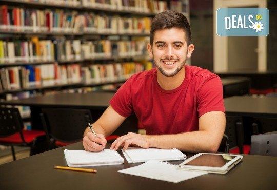 Индивидуален изпит по английски език за сертифициране на ниво по избор по Общата европейска езикова рамка от Школа БЕЛ! - Снимка 1
