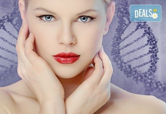 Почистване на лице и колагенова мезотерапия с био козметика на водещата немска фирма Dr. Spiller, Козметично студио Beauty! - Снимка 2