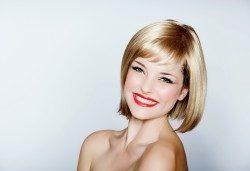 Подстригване при курсист - фризьор на BM Hair Studio под ръководството на професионален стилист! - Снимка