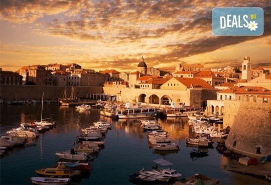 Септемврийски празници в Будва и Дубровник! 4 нощувки със закуски и вечери в пансион Obala 3*, посещение на Дубровник и транспорт - Снимка 1