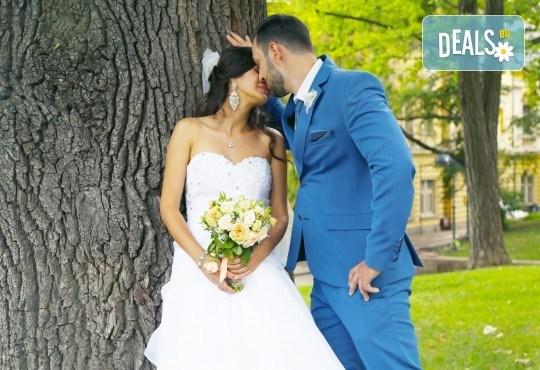 Само сега! На специална цена- пълен пакет за 2018-та за сватбено тържество! Фото, видео заснемане, Go Pro, дрон и подаръци! - Снимка 2