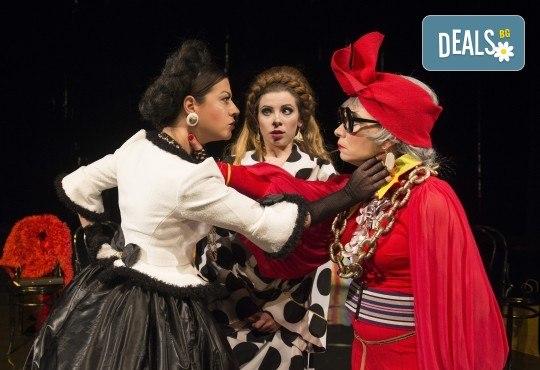 """Една от най-известните комедии на Гогол - """"Женитба гледайте в Театър ''София'', на 16.06. от 19ч., билет за един - Снимка 1"""