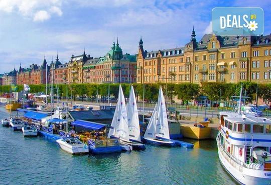 Уикенд в Швеция и Финландия на супер цена! 1 нощувка със закуска в Стокхолм, 2 нощувки със закуски на круизен кораб, самолетен билет от ПТМ Интернешънъл! - Снимка 1