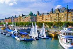 Уикенд в Швеция и Финландия на супер цена! 1 нощувка със закуска в Стокхолм, 2 нощувки със закуски на круизен кораб, самолетен билет от ПТМ Интернешънъл! - Снимка