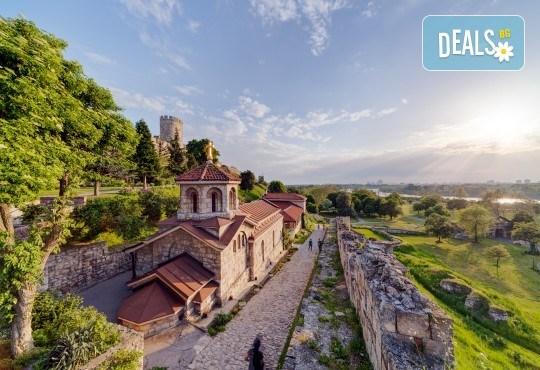 Еднодневна екскурзия до Белград през юни или август с транспорт и екскурзовод от Еко Тур! - Снимка 1