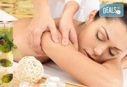 Почистване на лице и ръце на ензимно ниво, ароматерапия и масаж на цяло тяло с лечебно олио в от масажно студио Дилянали - Снимка 2
