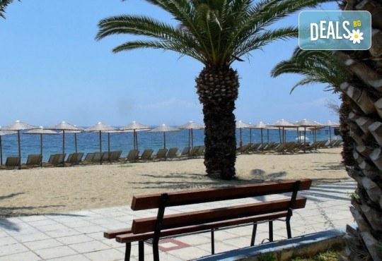 Last minute почивка през юни в Гърция! 4 нощувки със закуски в Olympion Beach 3*, Ситония с транспорт и екскурзовод от Вени Травел - Снимка 7