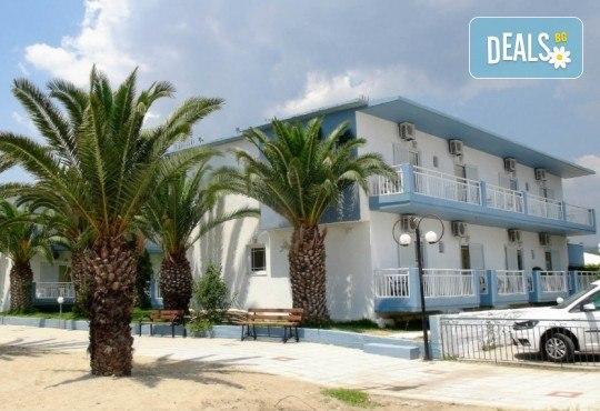 Last minute почивка през юни в Гърция! 4 нощувки със закуски в Olympion Beach 3*, Ситония с транспорт и екскурзовод от Вени Травел - Снимка 1