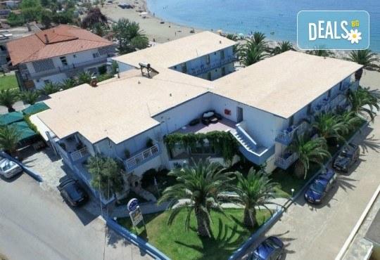 Last minute почивка през юни в Гърция! 4 нощувки със закуски в Olympion Beach 3*, Ситония с транспорт и екскурзовод от Вени Травел - Снимка 2