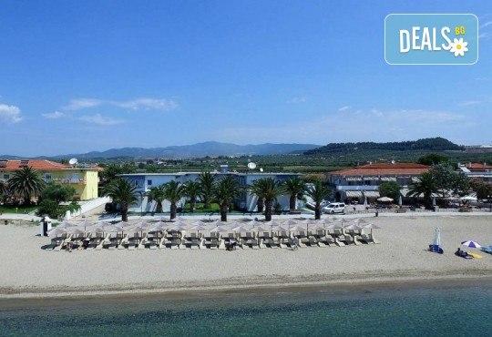 Last minute почивка през юни в Гърция! 4 нощувки със закуски в Olympion Beach 3*, Ситония с транспорт и екскурзовод от Вени Травел - Снимка 8
