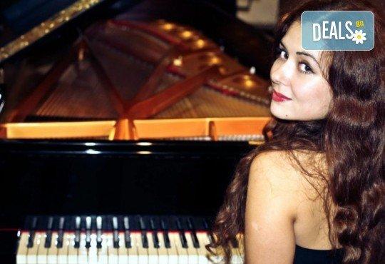 """Концерт на Десислава Бобрина – пиано (Русия) в афиша на МФ Софийски музикални седмици, 1-ви юли (събота), Камерна зала """"България""""! - Снимка 1"""
