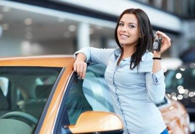 Грижа за автомобила! Машинно пране и подсушаване на салон на автомобил, джип или ван от Корект Клийн! - Снимка