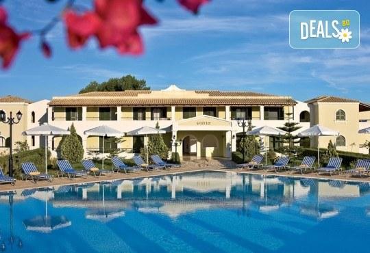 Септемврийска All Inclusive почивка на о. Корфу, Гърция: 7 нощувки в Gelina Village Resort & Spa 4*, транспорт и водач от ИМТУР! - Снимка 1