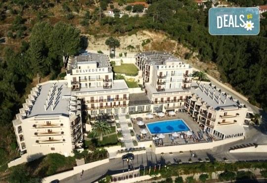Ранни записвания за септември! Мини почивка на о. Корфу, Гърция: 3 нощувки, на база All Inclusive, транспорт с нощен преход на отиване! - Снимка 1