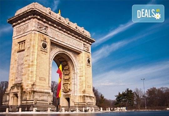 Екскурзия до Синая и Букурещ, Румъния! 2 нощувки със закуски, посещение на замъка Пелеш и транспорт от агенция Поход! - Снимка 2