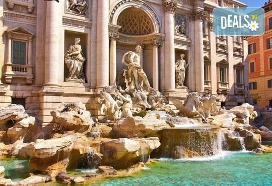 Септемврийски празници в Рим, със Z Tour! 3 нощувки със закуски в хотел 3 или 4*, трансфери, самолетен билет с летищни такси - Снимка 1