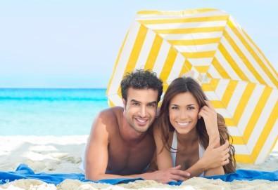 На плаж в Ставрос, Гърция, за един ден през лятото! Транспорт и екскурзоводско обслужване от Комфорт Травел! - Снимка