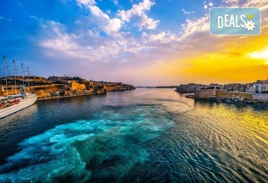 Лятна почивка на о-в Малта! 7 нощувки със закуски в Blue Sea Santa Maria 3* или подобен, двупосочен билет, летищни такси - Снимка 1