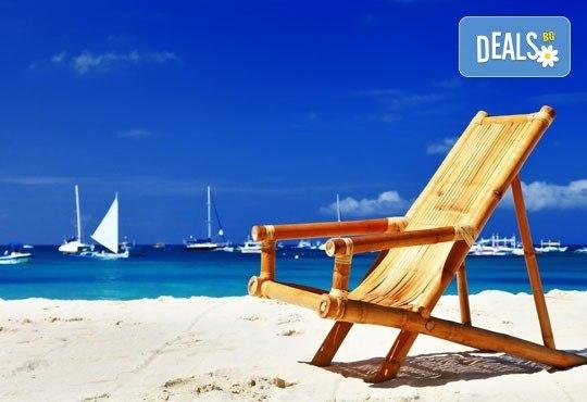 Слънце, море, пясък и плаж за един ден в Ставрос, Гърция! Транспорт и водач от Дениз Травел! - Снимка 1