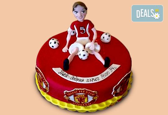 За спорта! Торти за футболни фенове, геймъри и почитатели на спорта от Сладкарница Джорджо Джани! - Снимка 8