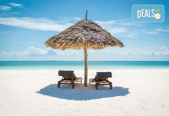 На плаж за един ден в Паралия Офринио, Гърция! Транспорт и водач и дата по избор от Дениз Травел! - Снимка 2