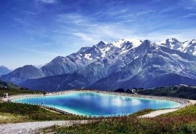 Романтичен тур до Париж, Нормандия, швейцарските Алпи и италианските езера: 7 нощувки със закуски, самолетен билет и туристическа програма! - Снимка