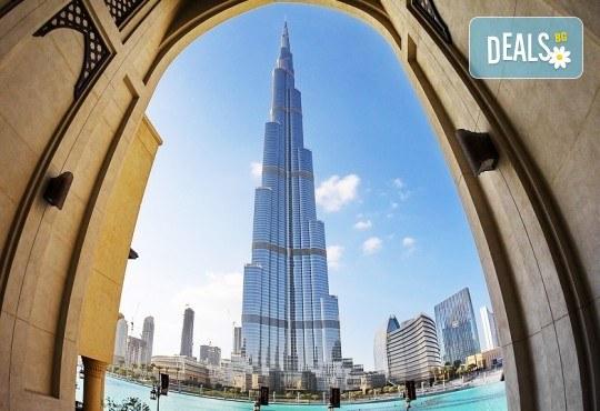 Почивка в Дубай през септември със Z Tour! 4 нощувки със закуски в хотел 3 или 4*, самолетен билет, летищни такси и трансфери! - Снимка 2