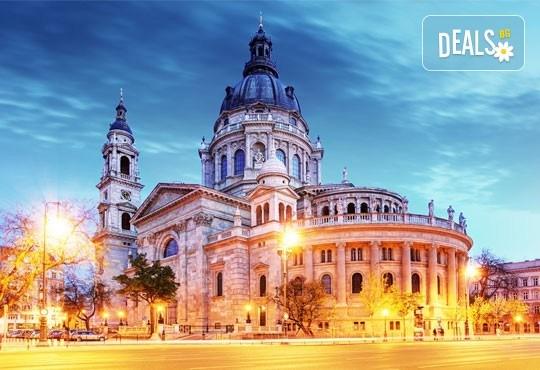 Екскурзия до Будапеща, Унгария: 3 нощувки със закуски, самолетен билет и летищни такси от Абела Тур - Снимка 1