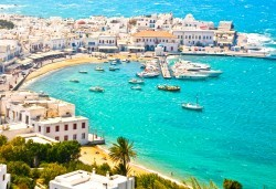 Септемрийски празници с екскурзия на о. Миконос - перлата на Гърция! 4 нощувки със закуски, транспорт, водач и посещение на Атина - Снимка