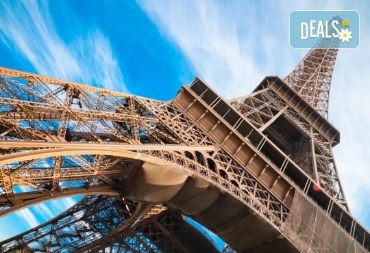 Септември или октомври в Париж, Франция: 7 нощувки, закуски и транспорт