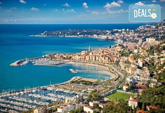 Екскурзия през септември до Лазурния бряг - Италия и Френска Ривиера! 4 нощувки със закуски, хотели 3*, транспорт, екскурзовод и богата програма! - Снимка 2