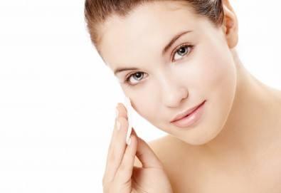 Красиво лице без недостатъци! Почистване и оформяне на вежди и кола маска на горна устна в салон Soleil! - Снимка