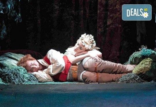 Ексклузивно в Кино Арена! Три балетни шедьовъра на Фредерик Аштън - Сън / Симфонични вариации / Маргьорит и Арман, на 5, 8 и 9 Юли в Кино Арена в страната - Снимка 3