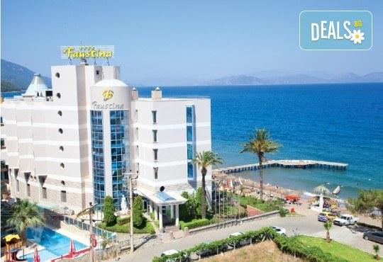 Почивка в Кушадъсъ, Турция, през юни или септември! 7 нощувки на база All Inclusive в Faustina Hotel & Spa 4*, възможност за транспорт - Снимка 3