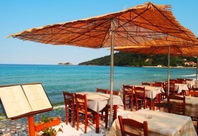 Почивка през септември в Lena 2*, о. Тасос, Гърция! 7 нощувки със закуски и възможност за транспорт от София Тур! - Снимка