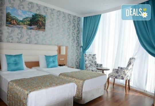 Почивка в Notion Kesre Beach Hotel 4*+, Кушадасъ, Турция през септември! 7 нощувки на база All Inclusive и възможност за транспорт! - Снимка 2