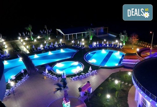 Почивка в Notion Kesre Beach Hotel 4*+, Кушадасъ, Турция през септември! 7 нощувки на база All Inclusive и възможност за транспорт! - Снимка 5