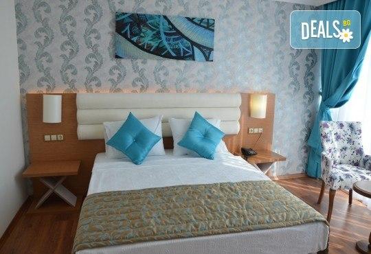 Почивка в Notion Kesre Beach Hotel 4*+, Кушадасъ, Турция през септември! 7 нощувки на база All Inclusive и възможност за транспорт! - Снимка 3