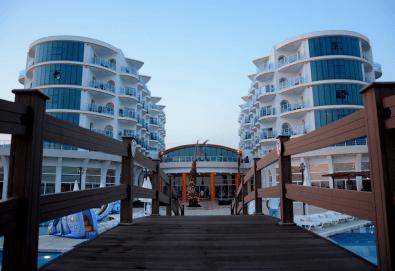 Почивка в Notion Kesre Beach Hotel 4*+, Кушадасъ, Турция през септември! 7 нощувки на база All Inclusive и възможност за транспорт! - Снимка