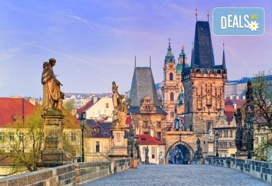 Комбинирана екскурзия със самолет и автобус до Братислава, Прага и Виена! 4 нощувки със закуски, самолетни билети, автобусен транспорт и водач от ВИП Турс! - Снимка 5