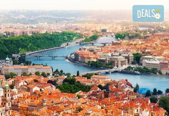 Комбинирана екскурзия със самолет и автобус до Братислава, Прага и Виена! 4 нощувки със закуски, самолетни билети, автобусен транспорт и водач от ВИП Турс! - Снимка 6