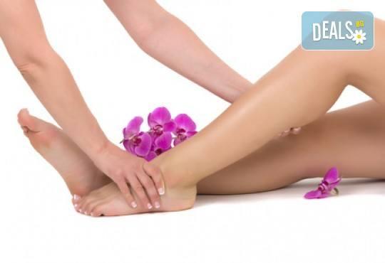 Отпуснете цялото си тяло с 60-минутен класически или лечебен масаж с етерични масла от рехабилитатор в козметичен център DR.LAURANNE! - Снимка 3