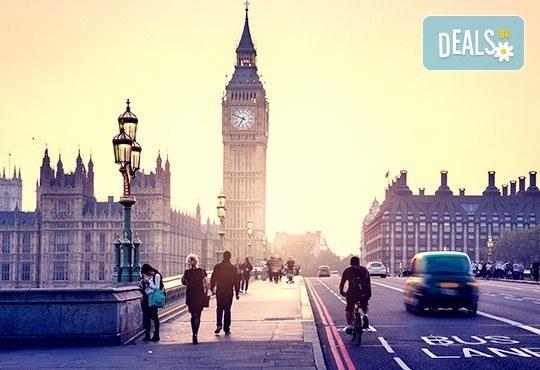Самолетна екскурзия до Лондон през септември! 3 нощувки в хотел от веригата Travelodge, билет с летищни такси, трансфери и програма - Снимка 2