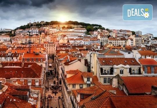 Самолетна екскурзия до Лисабон, Потугалия, през септември! 4 нощувки със закуски в хотел 3+*, билет с летищни такси, трансфери и програма - Снимка 6